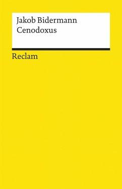 Cenodoxus (eBook, ePUB) - Bidermann, Jakob