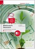 Blattwerk Deutsch - Rechtschreibung, Grammatik