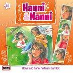 Folge 40: Hanni und Nanni helfen in der Not (MP3-Download)