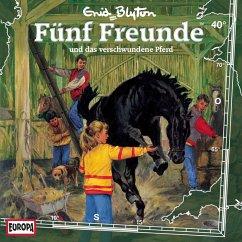 Folge 40: Fünf Freunde und das verschwundene Pferd (MP3-Download) - Hartmann, Gabriele; Blyton, Enid