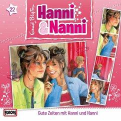 Folge 22: Gute Zeiten mit Hanni und Nanni (MP3-Download) - Minninger, André; Blyton, Enid