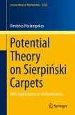 Potential Theory on Sierpinski Carpets (eBook, PDF)