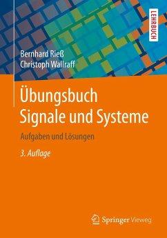 Übungsbuch Signale und Systeme (eBook, PDF) - Rieß, Bernhard; Wallraff, Christoph