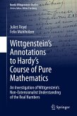 Wittgenstein's Annotations to Hardy's Course of Pure Mathematics (eBook, PDF)