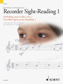Recorder Sight-Reading 1 (eBook, PDF)