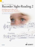 Recorder Sight-Reading 2 (eBook, PDF)