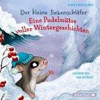 Der kleine Siebenschläfer: Eine Pudelmütze voller Wintergeschichten (MP3-Download)