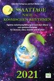 Aussaattage nach kosmischen Rhythmen 2021