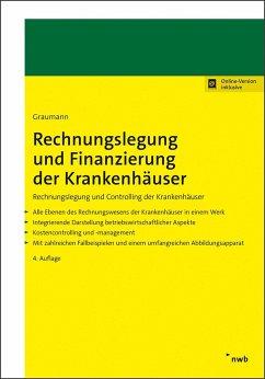 Rechnungslegung und Finanzierung der Krankenhäuser - Graumann, Mathias