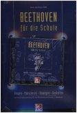 Beethoven für die Schule - Buch und Audio-CDs + App