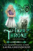 Tiger Throne (Sabre Woods Academy, #2) (eBook, ePUB)