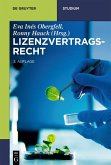 Lizenzvertragsrecht (eBook, PDF)