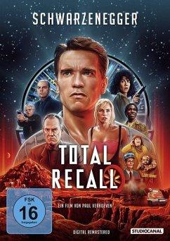 Total Recall - Die totale Erinnerung Remastered - Schwarzenegger,Arnold/Stone,Sharon