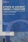 Ethics in Ancient Greek Literature (eBook, PDF)