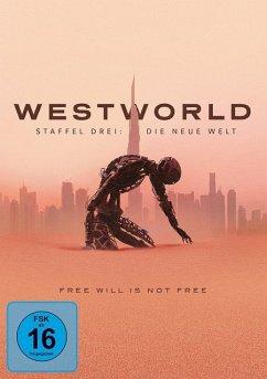Westworld - Season 3: Die neue Welt - Evan Rachel Wood,Aaron Paul,Thandie Newton