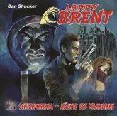 Larry Brent - Schizophrenia - Nächte des Wahnsinns, 2 Audio-CD