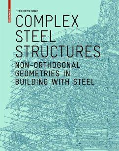 Complex Steel Structures (eBook, PDF) - Meyer Boake, Terri