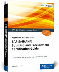 SAP S/4HANA Sourcing and Procurement Certification Guide - Bourdelle, Fabienne