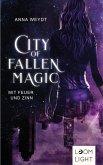 City of Fallen Magic: Mit Feuer und Zinn (eBook, ePUB)