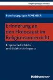 Erinnerung an den Holocaust im Religionsunterricht (eBook, PDF)