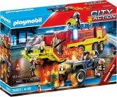 PLAYMOBIL® 70557 Feuerwehreinsatz mit Löschfahrzeug