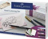Faber-Castell Kreativset Handlettering, 12-teilig
