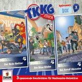 TKKG Junior - Spürnasen-Box 2 (Folgen 04-06) (MP3-Download)
