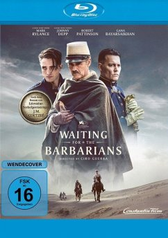 Waiting for the Barbarians - Mark Rylance,Johnny Depp,Robert Pattinson