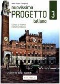 Nuovissimo Progetto italiano 3 - Quaderno
