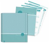Paket: Mein Lehrerplaner A4+, Loseblattsammlung im Ringordner Live Love Teach - Lehrerkalender SJ 2021/2022 - Schulplaner für Lehrerinnen & Lehrer