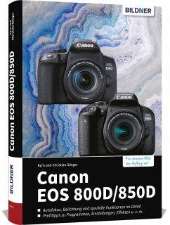 Canon EOS 800D / 850D - Sänger, Kyra;Sänger, Christian