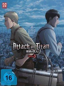 Attack on Titan - Staffel 3 - Vol. 3