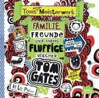 Toms geniales Meisterwerk (Familie, Freunde und andere fluffige Viecher) / Tom Gates Bd.12 (2 Audio-CDs)