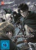 Attack on Titan - 2. Staffel - DVD Box 1 DVD-Box