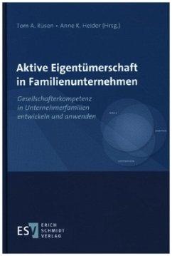 Aktive Eigentümerschaft in Familienunternehmen
