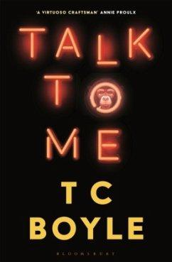 Talk to Me - Boyle, T. C.