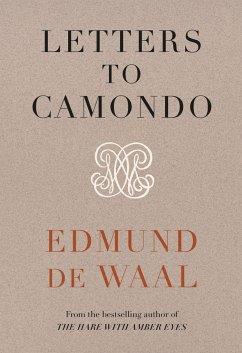 Letters to Camondo - de Waal, Edmund