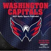 Washington Capitals 2021 Box Calendar