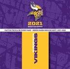 Minnesota Vikings 2021 Box Calendar