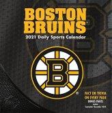Boston Bruins 2021 Box Calendar