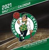 Boston Celtics 2021 Box Calendar
