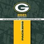 Green Bay Packers 2021 Box Calendar