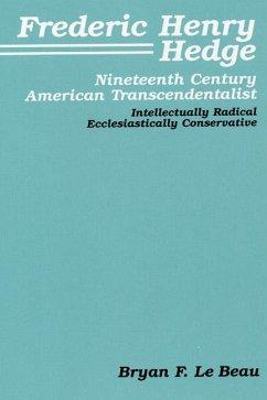 Frederic Henry Hedge (eBook, PDF)