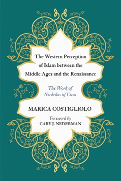 The Western Perception of Islam between the Middle Ages and the Renaissance (eBook, PDF) - Costigliolo, Marica