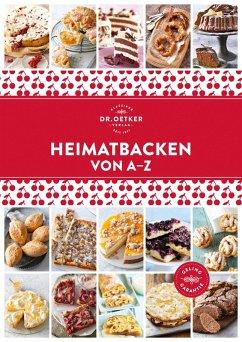 Heimatbacken von A-Z (eBook, ePUB) - Oetker