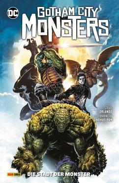 Gotham City Monsters: Die Stadt der Monster