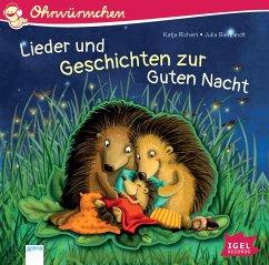 Lieder und Geschichten zur Guten Nacht, 1 Audio-CD - Richert, Katja