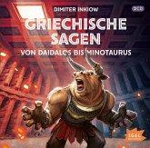 Griechische Sagen - Von Daidalos bis Minotaurus