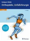 Endspurt Klinik Skript 8: Orthopädie, Unfallchirurgie