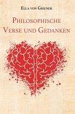 Philosophische Verse und Gedanken (eBook, ePUB)